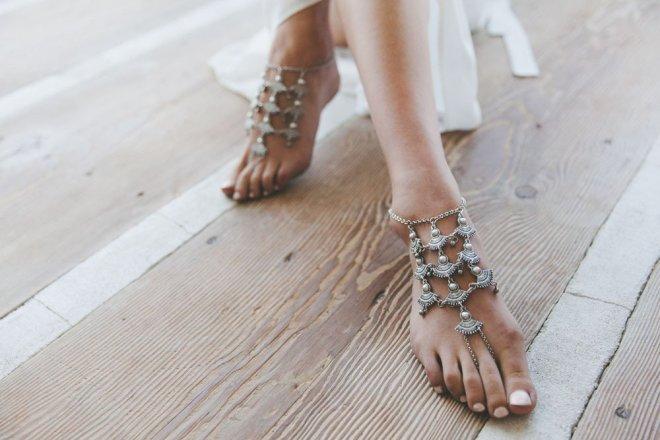 Barefoot Sandals from Litter